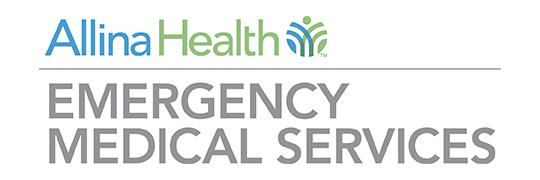 Allina health logo.