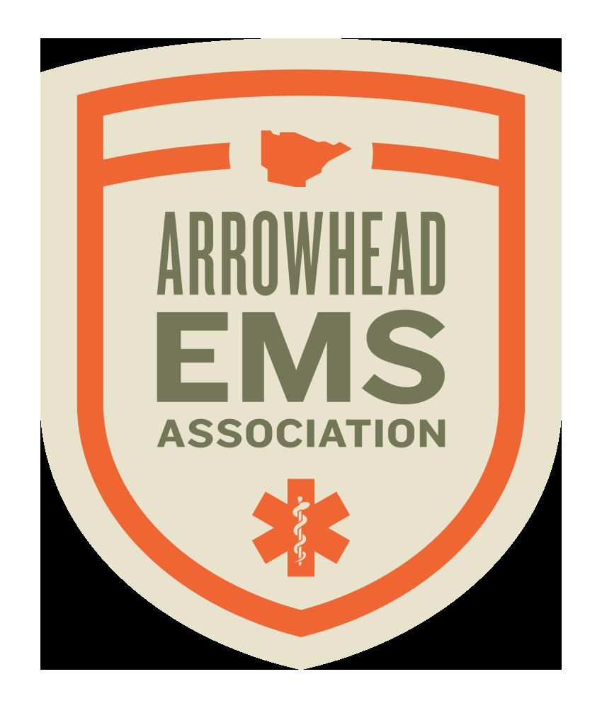 Arrowhead EMS logo.