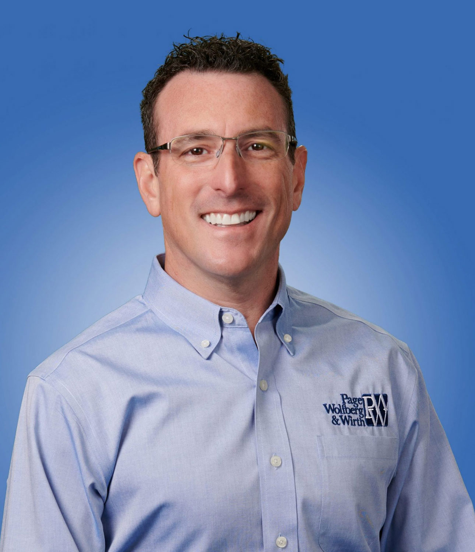 Headshot of Doug Wolfberg.
