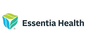 Essentia Health logo.
