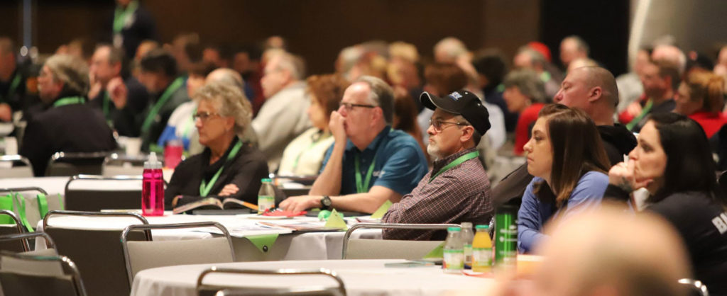 Attendees of the Arrowhead EMS Conference & Expo.